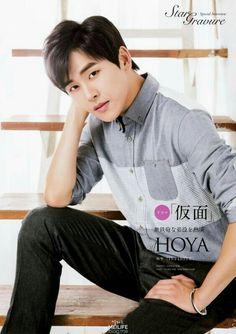 Hoya Infinite, Nam Woo Hyun, Kim Myung Soo, Woollim Entertainment, Lee Sung, Boy Bands, Rapper, Interview, Kpop