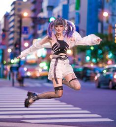 Night flying girl Wheres my wings? Pastel Goth Fashion, Kawaii Fashion, Girl Fashion, Fashion Outfits, Mode Kawaii, Kawaii Goth, Ulzzang, Auryn, Anime Girl Neko