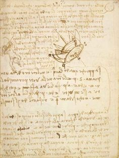 Leonardo da Vinci (Codex Forster)