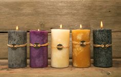 Feng shui- candles, colors