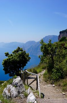 Path of the gods - Hiking between Priano and Positano