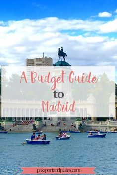 Although many people skip Madrid while traveling through Spain, this guide gives you plenty of reasons to visit the city – and how to see it on a budget! Read more on Passport and Plates!: