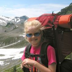 First Backpack Trips for Kids