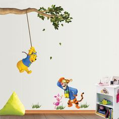 Swinging Pooh