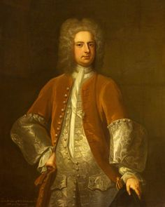 John Blathwayt (1690–1754), 1720–1729, by Enoch Seeman the younger (attributed to) National Trust