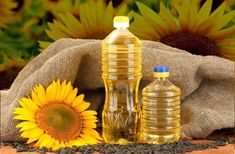 TLE TEBE Logistics and Export UG: Refined Sunflower oil for sale alibaba.com Sunflower Oil Benefits, Brazil Food, Cooking Temperatures, Frozen Chicken, Pet Bottle, Shelf Life, Cooking Oil, Printing Labels, Vitamin E
