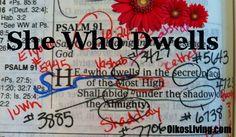 She Who Dwells