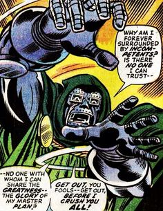 Fantastic Four #144, March 1974 Rich Buckler and Gerry Conway