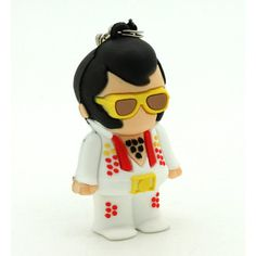 Weenicons The King USB 3D Flash Drive (4GB-    So cute!
