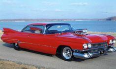 Custom 1959 Cadillac Series 62 2-Door Hardtop
