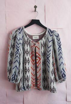 Ivana Helsinki Knit Cardigan