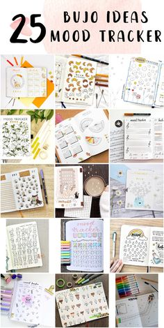 Bullet Journal Mood Tracker Ideas For Work - List For Bullet Journal Bullet Journal Mood Tracker Ideas, Tacker, Nocturnal Animals, Understanding Yourself, Bujo, How Are You Feeling, Simple, Creative, Bullet Journals