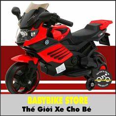 Thông số kỹ thuật Xe moto điện trẻ em dáng thể thao: Mã SP: K1200 Ắc quy:   6V4.5AH Tốc độ di chuyển:     ~3 - 4 km/h Sản xuất tại: Trung Quốc Trọng lượng xe: 8kg Tải trọng:  30 Kg Kích thước DxRxC : 86 x 44 x 52(cm) Chất liệu:  Nhựa cao cấp Màu sắc: Đỏ, xanh lá Thời gian sạc:  ~ 3-4h Chức năng: Đầy đủ chức năng: còi, đèn, nhạc để bé thoả sức nghe những bài hát bé yêu thích, số tiến/lùi Giới tính: Bé trai, bé gái Độ tuổi: 2-5 tuổi Ems, Motorcycle, Bike, Children, Collection, Bicycle, Young Children, Boys, Kids