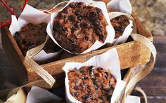 rich eggless boiled fruit cakes