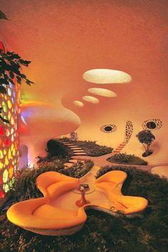 9 Astounding Unique Ideas: Vintage Home Decor Kitchen Interior Design dark vintage home decor spaces.Vintage Home Decor Inspiration Wall Art vintage home decor office.Vintage Home Decor Shabby Cabinets. Retro Home Decor, Modern Decor, 1970s Decor, Interior Architecture, Interior And Exterior, Sustainable Architecture, Residential Architecture, Contemporary Architecture, Retro Interior Design