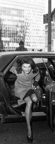 Jacqueline Kennedy, 1972
