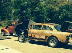 Vintage Drag Racing - Chevy Gasser