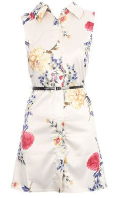 Floral Dress - Missguided