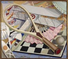 Maruja Mallo-Elementos para el deporte. 1927