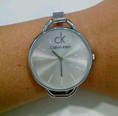 67e1ea450301 Reloj Calvin Klein CK femenino y elegante in Relojes y Joyas