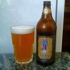 Belgian Blond Ale Acerva by Magnus Prime Beer - Set/2014