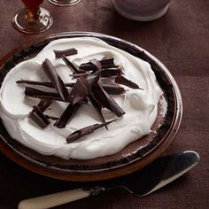... pies on Pinterest | Pie recipes, Grasshopper pie and Pie crust recipes