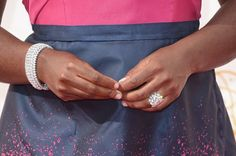 Pin for Later: Zoom In on the Sparkling Accessories From the Emmys Uzo Aduba