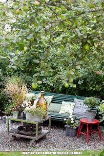 Trädgårdsflow: Årskrönika