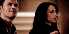 Klaus teaming up with Dahlia for the sole purpose of learning her weakness! Exceptional deceiving skills Klaus!