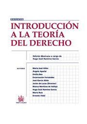 Introducción a la teoría del derecho / José Juan Moreso, Josep Maria Vilajosana Madrid Barcelona : Marcial Pons, 2004