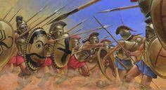 Peloponnesian War- by Michael Welply