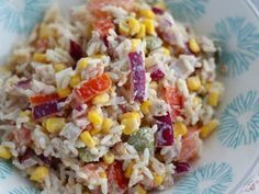 Salade de riz (facile et rapide), Photo 2