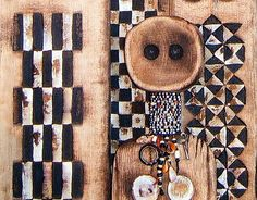 Patterns of Africa, Totems carved by Robyn Gordon