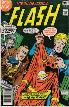 Flash 264  August 1978 Issue  DC Comics  Grade G/VG by ViewObscura