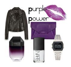 les deux mmb purple power Style Inspiration, Purple, Fashion, Moda, Fashion Styles, Fashion Illustrations, Viola