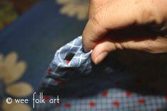 Stretchy Bandana Headband - Wee Folk Art Bandana Styles, Folk Art, Rings For Men, Men Rings, Popular Art