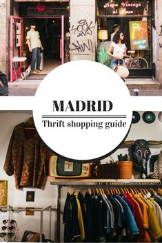 Madrid thrift shopping guide