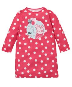 Peppa Pig Nightdress - nightdresses - Mothercare