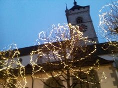 Advent in Schaffhausen