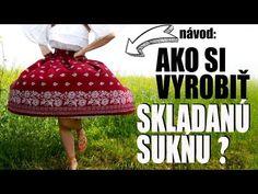 (50) AKO SI VYROBIŤ SKLADANÚ SUKŇU | Tancuj Vykrúcaj - YouTube Lace Skirt, Crochet Hats, Youtube, People, Blog, Fashion, Knitting Hats, Moda, La Mode
