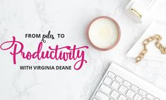 Everyone has piles-- don't let them hinder your productivity! Learn how to banish piles from your workspace with Virginia Deane. Declutter Your Home, Organize Your Life, Organizing Your Home, Organizing Ideas, Office Organization Tips, Paper Organization, Getting Organized, Productivity, Decluttering