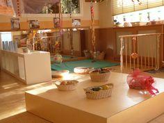 Espai de nadons Llar d'Infants Les Baldufes. Olot. Girona www.lesbaldufes.com