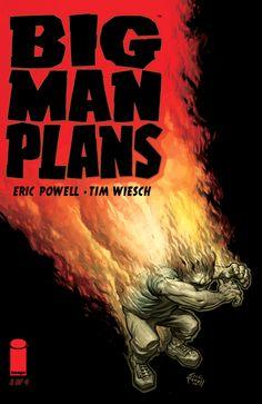 Big Man Plans #3, Eric Powell