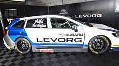 Subaru Levorg BTCC