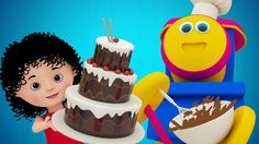 Bob The Train | let's bake song | original song | nursery rhymes | kids songs | 3d rhyme Hey kids here is something new that your friend bob the train has bought for you. Don't you like to eat cookies, cakes and such more dishes so let's learn to bake it.  #Toddlers #Kids #Babies #Parenting #Preschoolers #kidsrhymessongs #rhymes #Kindergarten #kidssongs #kidslearning #bobthetrain #bakingwithbob https://youtu.be/L2p9VuIKXrQ