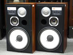 JBL L112 Bookshelf speakers photo