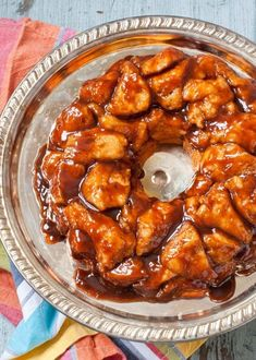 Caramel Monkey Bread | 21 Desserts That Are Really Excited To See You