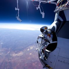 Felix Baumgartner, Red Bull Stratos project.