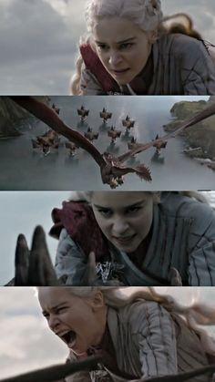 Daenerys Targaryen, Game of Thrones, television, drama, season 8 Arte Game Of Thrones, Game Of Thrones Quotes, Game Of Thrones Funny, Daenerys Targaryen, Khaleesi, Winter Is Here, Winter Is Coming, Targaryen Wallpaper, Got Serie