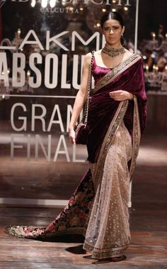 Lakme Absolute Grand Finale By Sabyasachi-at-lakme-fashion-week-23